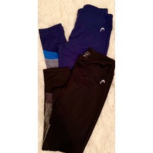 Pants - Pair of cropped workout leggings S